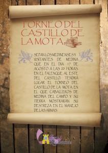 orden de la jarra torneo del castillo