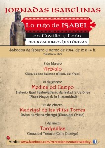 Jornadas Isabelinas 2014