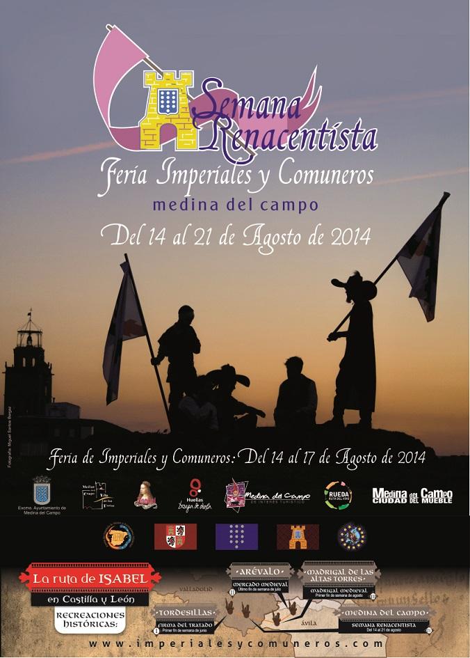 CARTEL SEMANA RENACENTISTA 2014