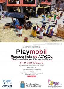 Expo Playmobil 2014 Medina del Campo
