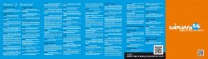 Plano Info resumen Semana Renacentista 2014 2