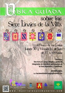 cartel expo 7 linajes