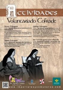cartel voluntariado cofrade