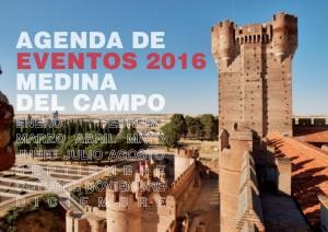 Agenda de Eventos 2016 portada