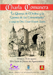 cartel charla comunera (1)