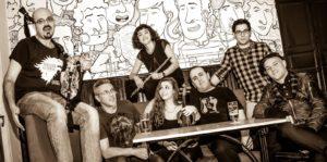 XXV Aniversario del grupo de música rock celta. www.triquel.com