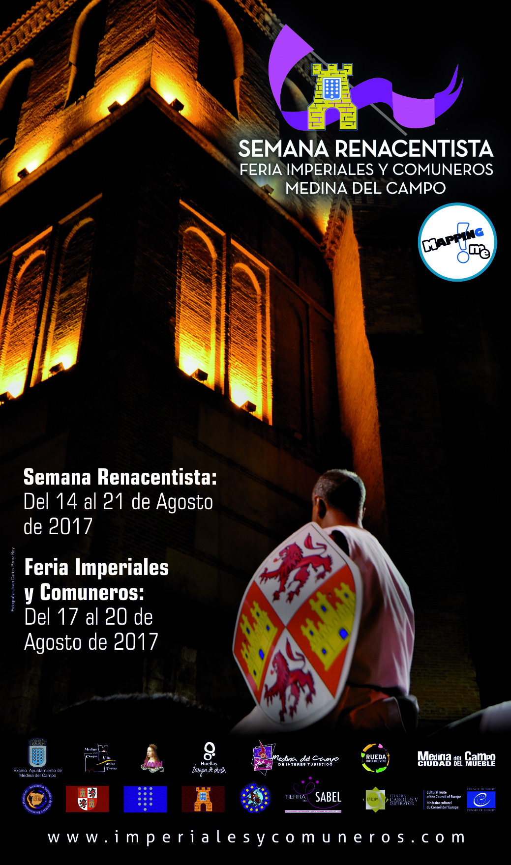 cartel Semana Renacentista 2015 Medina del Campo