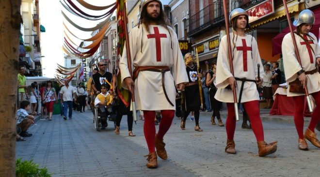 LA SEMANA RENACENTISTA DE MEDINA DEL CAMPO ACUDE A LA ASAMBLEA ANUAL DE LA ASOCIACIÓN ESPAÑOLA DE FIESTAS Y RECREACIONES HISTÓRICAS QUE SE CELEBRA EN OÑA