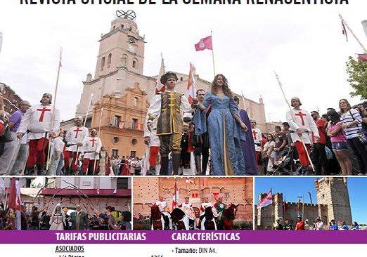 """Colabora en la publicación de la nueva revista oficial """"Imperiales y Comuneros"""""""
