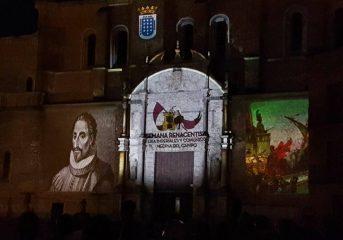 Festival de Videoarte y Mapping (Medina del Campo)